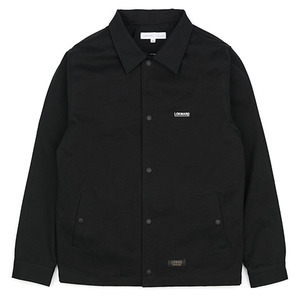 COTTON COACH JACKET(BLACK)