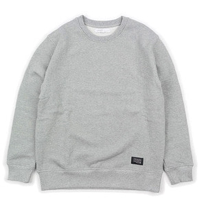 HEAVY STANDARD SWEAT SHIRT (GREY)