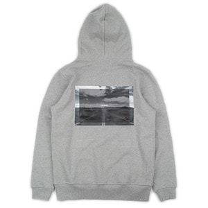 LONG ROAD HOODIE (GREY)