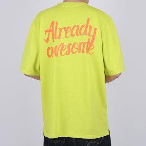 ALREADY AWESOME-VER2 (LIME)